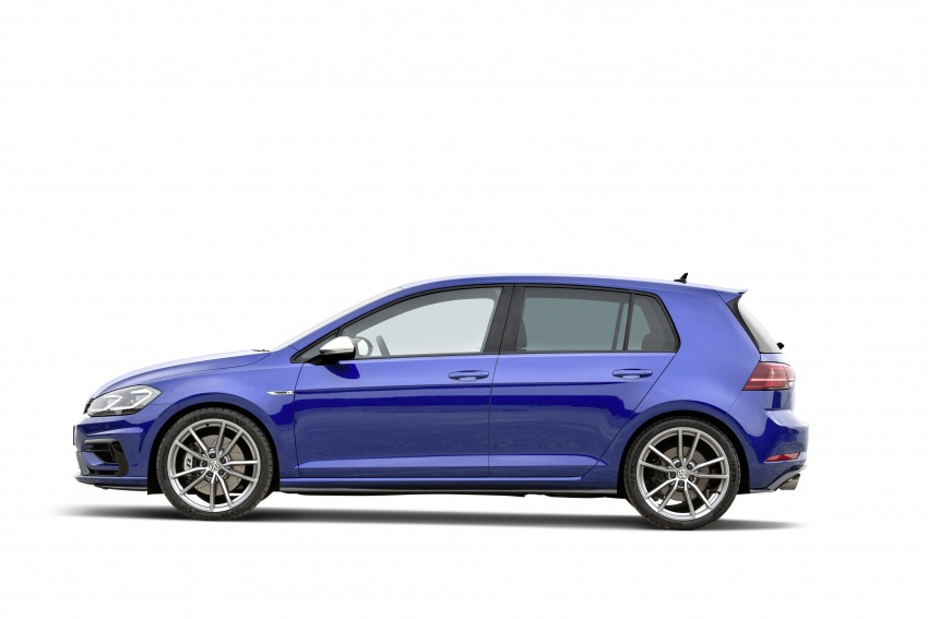 Volkswagen Golf R gains optional Performance packs Image #692062