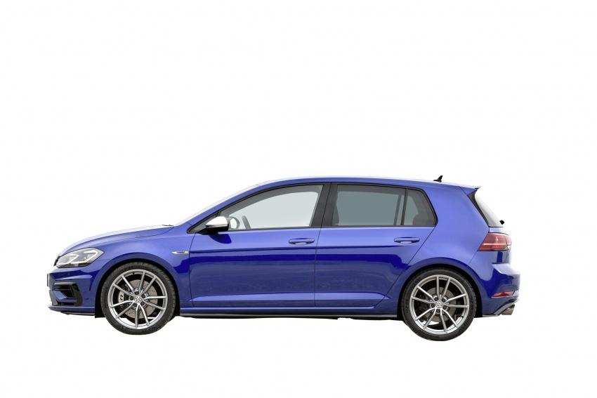 Volkswagen Golf R gains optional Performance packs Image #692065