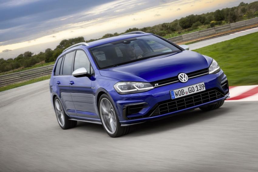 Volkswagen Golf R gains optional Performance packs Image #692066