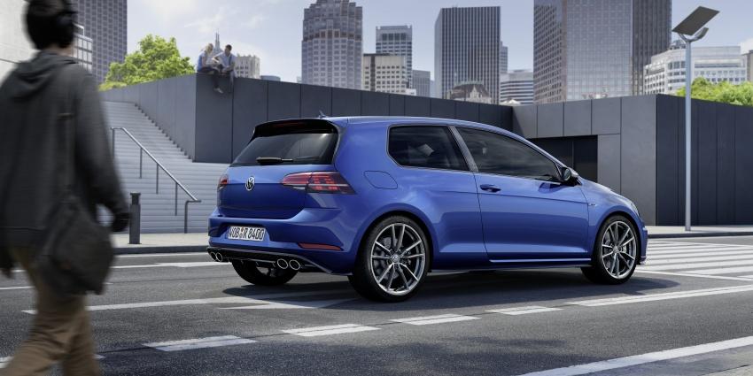 Volkswagen Golf R gains optional Performance packs Image #692038