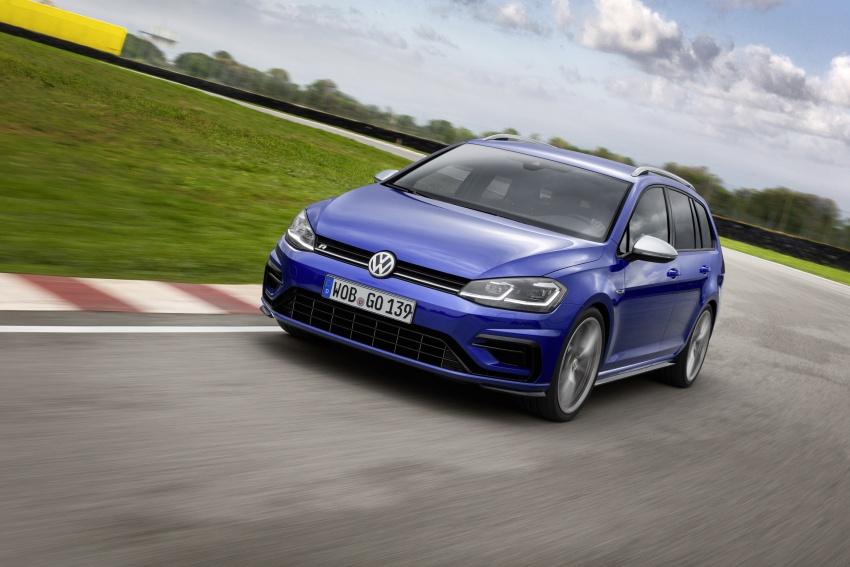 Volkswagen Golf R gains optional Performance packs Image #692068