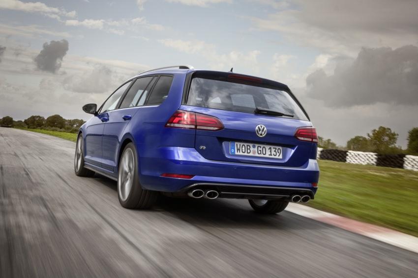 Volkswagen Golf R gains optional Performance packs Image #692069