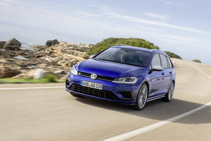 Volkswagen Golf R gains optional Performance packs Image #692072
