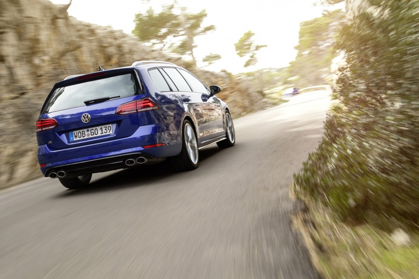 Volkswagen Golf R gains optional Performance packs Image #692073