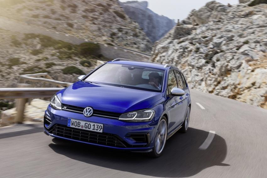 Volkswagen Golf R gains optional Performance packs Image #692074