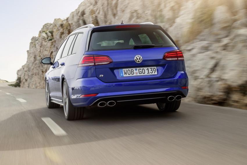 Volkswagen Golf R gains optional Performance packs Image #692075