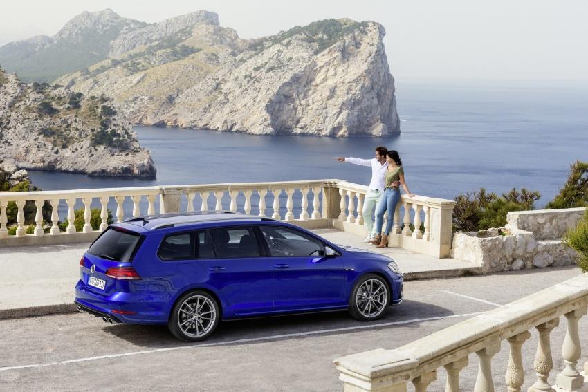 Volkswagen Golf R gains optional Performance packs Image #692076