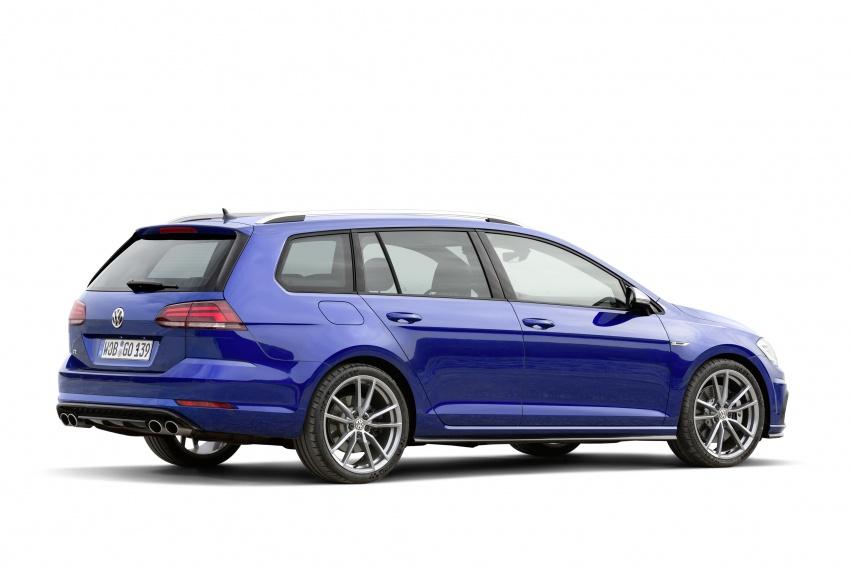 Volkswagen Golf R gains optional Performance packs Image #692078