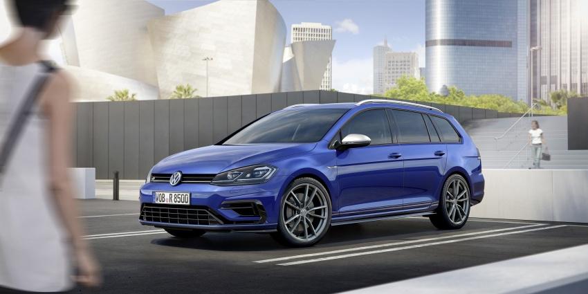Volkswagen Golf R gains optional Performance packs Image #692039