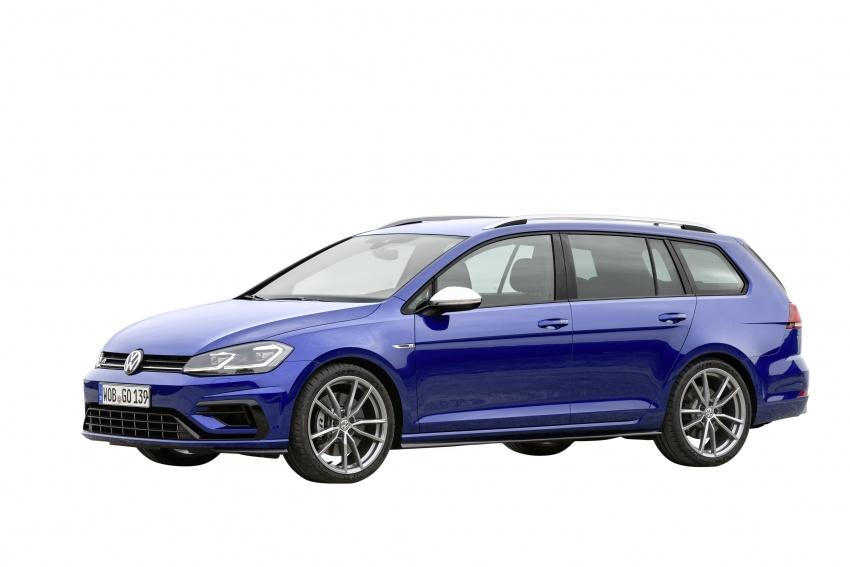 Volkswagen Golf R gains optional Performance packs Image #692081