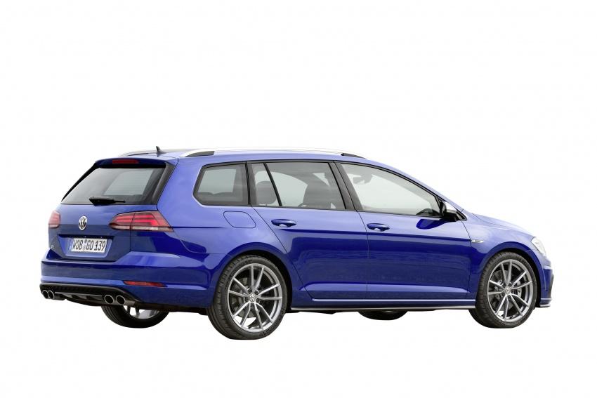 Volkswagen Golf R gains optional Performance packs Image #692082