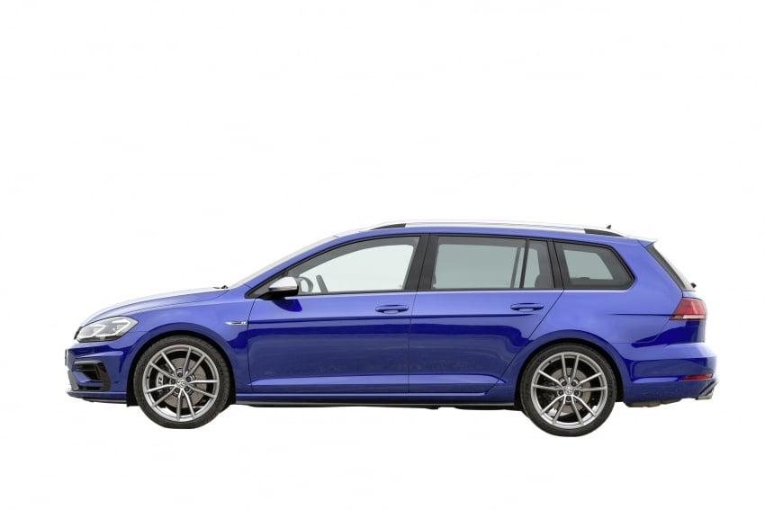 Volkswagen Golf R gains optional Performance packs Image #692083