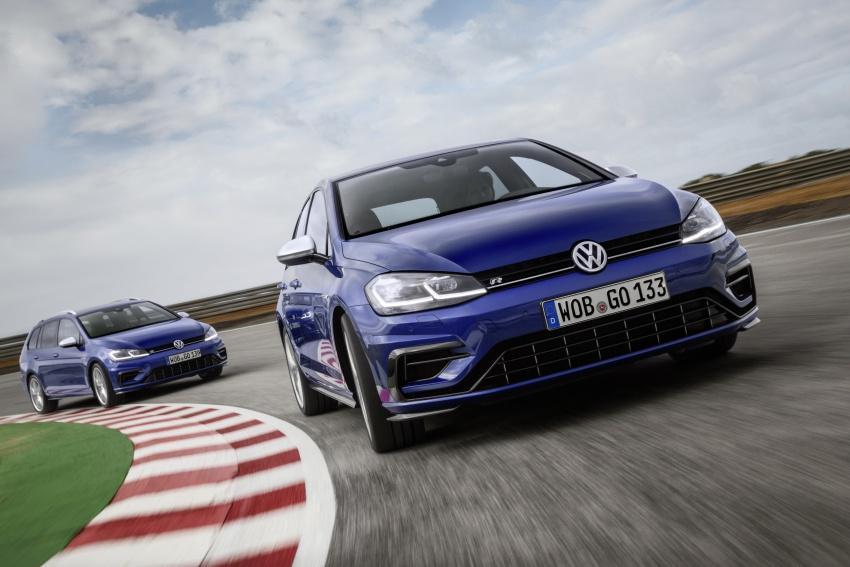 Volkswagen Golf R gains optional Performance packs Image #692084