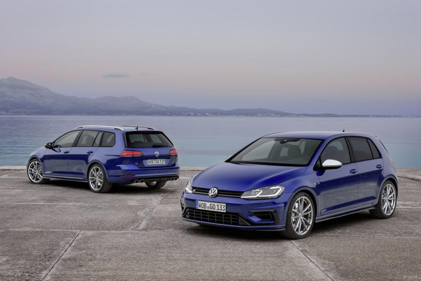 Volkswagen Golf R gains optional Performance packs Image #692085