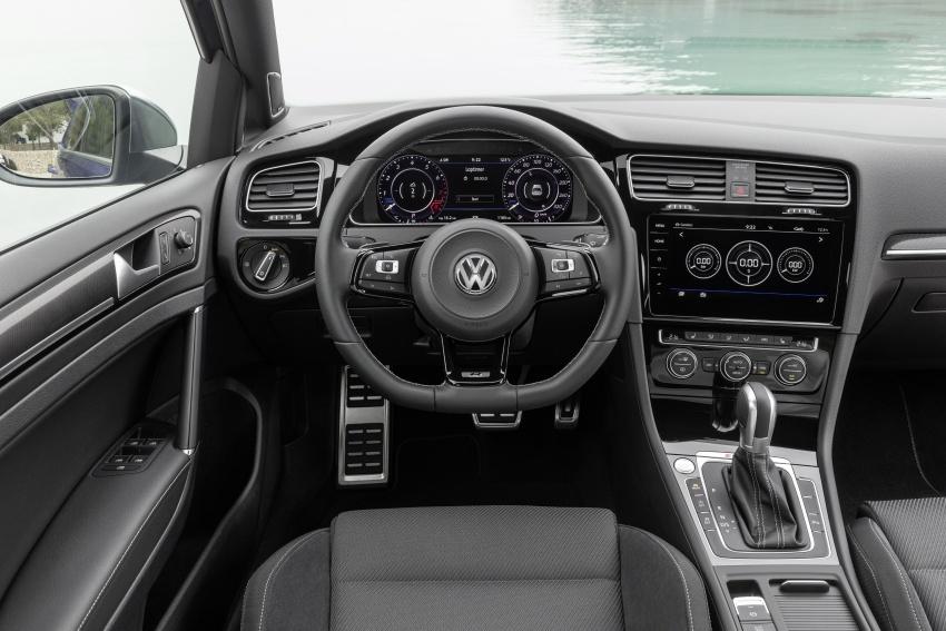 Volkswagen Golf R gains optional Performance packs Image #692090