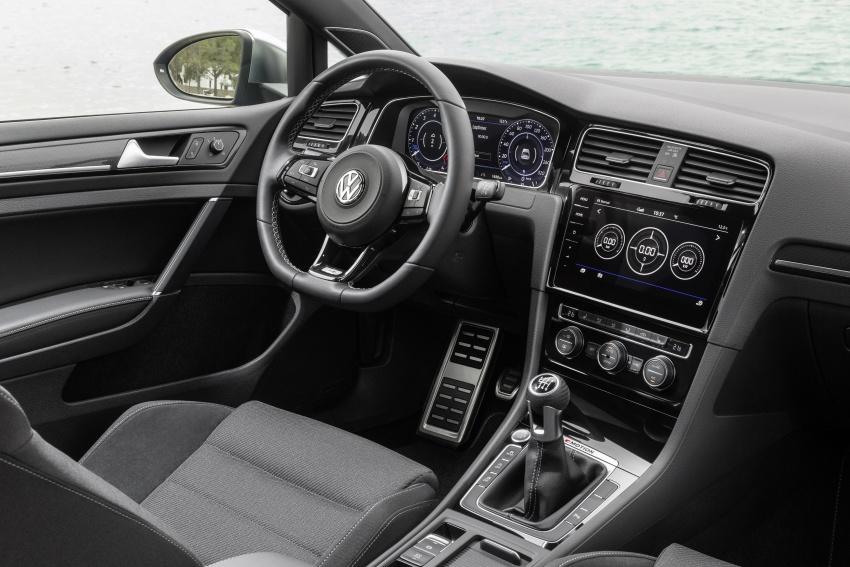 Volkswagen Golf R gains optional Performance packs Image #692091