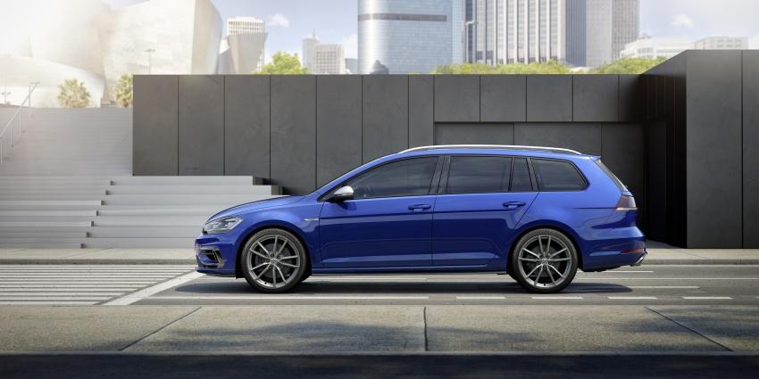 Volkswagen Golf R gains optional Performance packs Image #692040