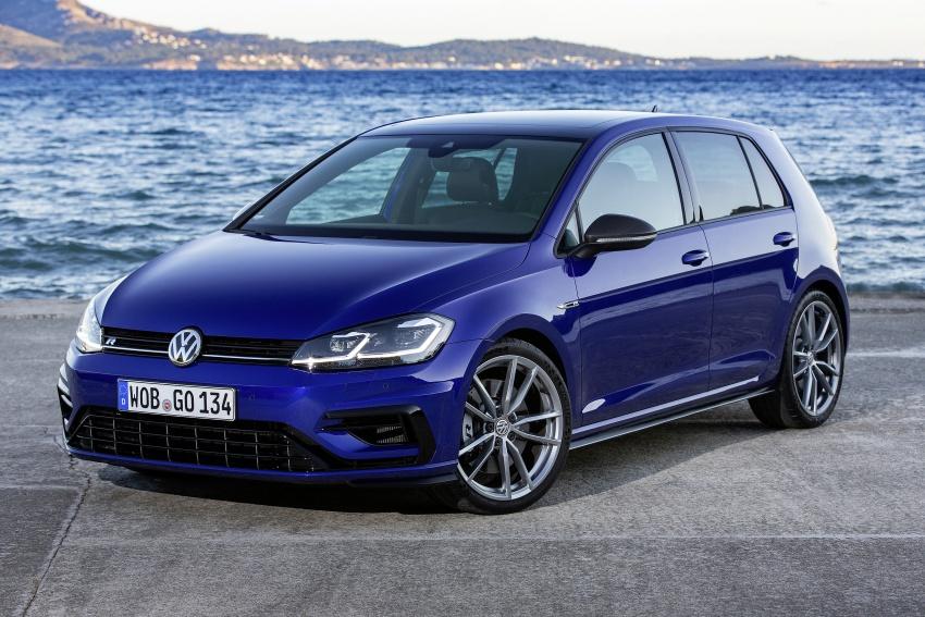 Volkswagen Golf R gains optional Performance packs Image #692099