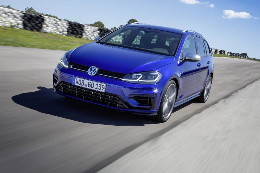 Volkswagen Golf R gains optional Performance packs Image #692100