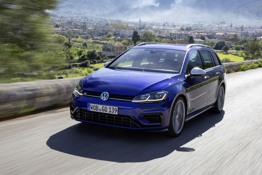 Volkswagen Golf R gains optional Performance packs Image #692102