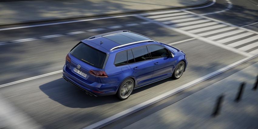 Volkswagen Golf R gains optional Performance packs Image #692041
