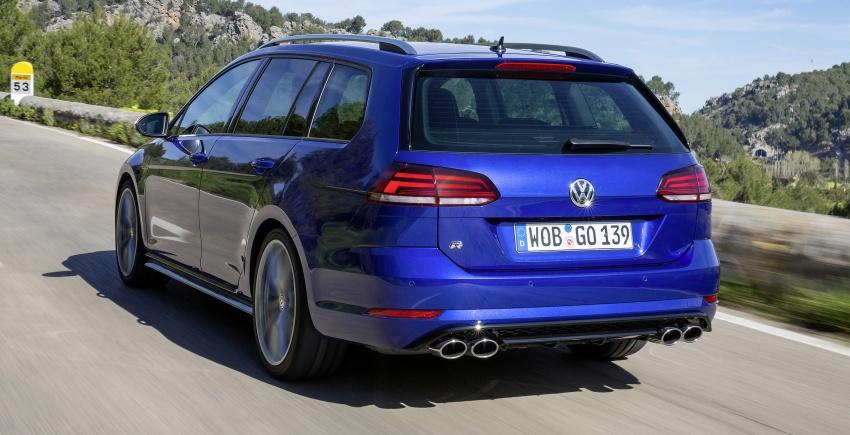 Volkswagen Golf R gains optional Performance packs Image #692103