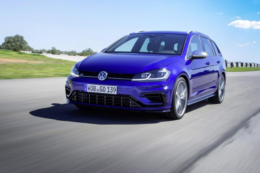 Volkswagen Golf R gains optional Performance packs Image #692105