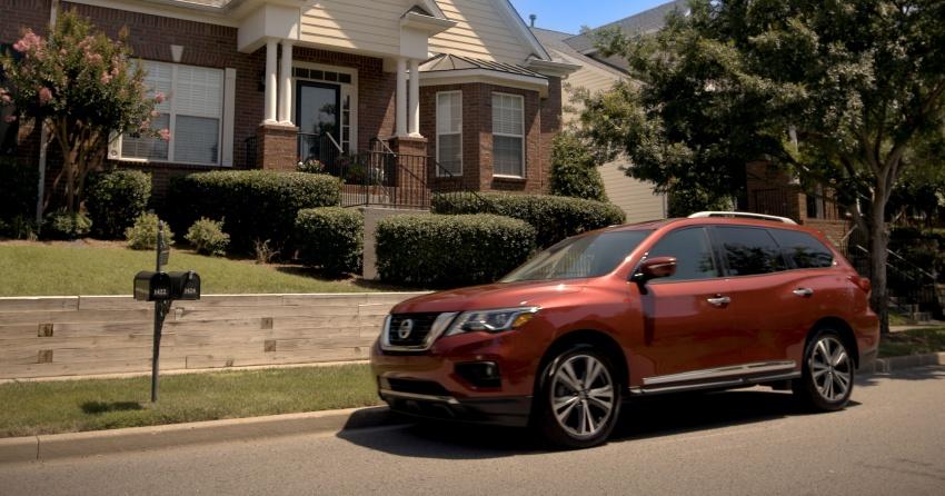 VIDEO: Nissan Rear Door Alert – if you need reminding Image #692930