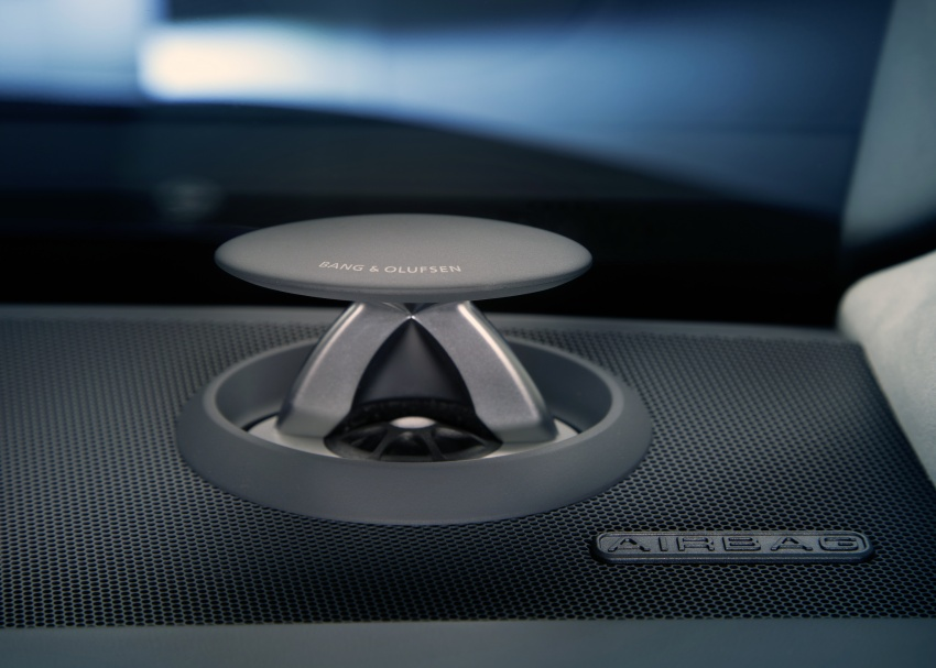 Audi A8 now comes with 3D sound for rear occupants Image #703338