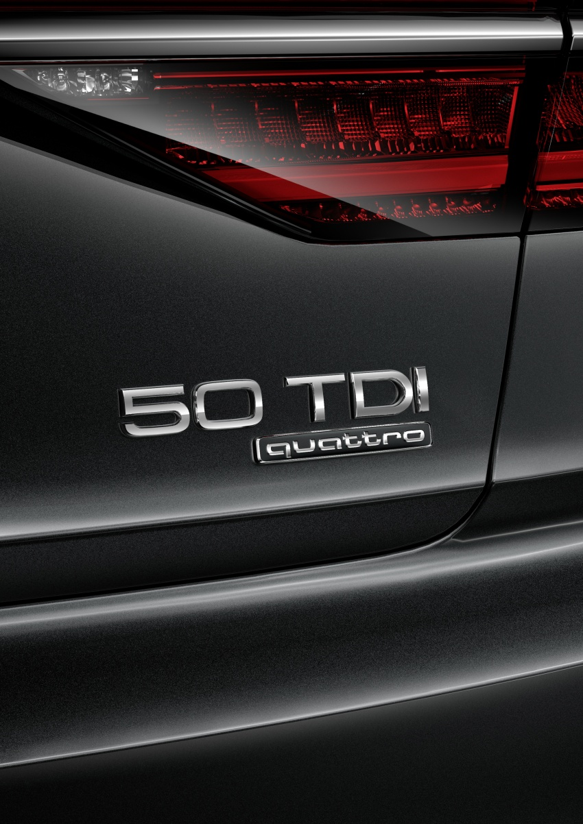 Audi introduces new nomenclature for power output designations of all models, starting with the new A8 Image #703055