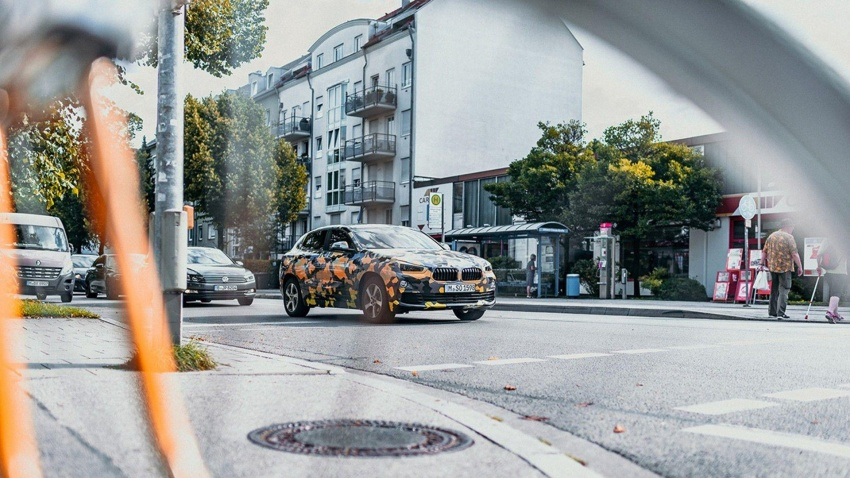 BMW X2 officially previewed in new set of photos Image #696772