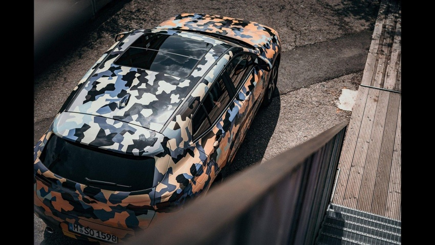 BMW X2 officially previewed in new set of photos Image #696774