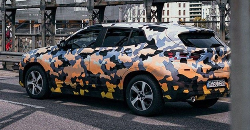 BMW X2 officially previewed in new set of photos Image #696779