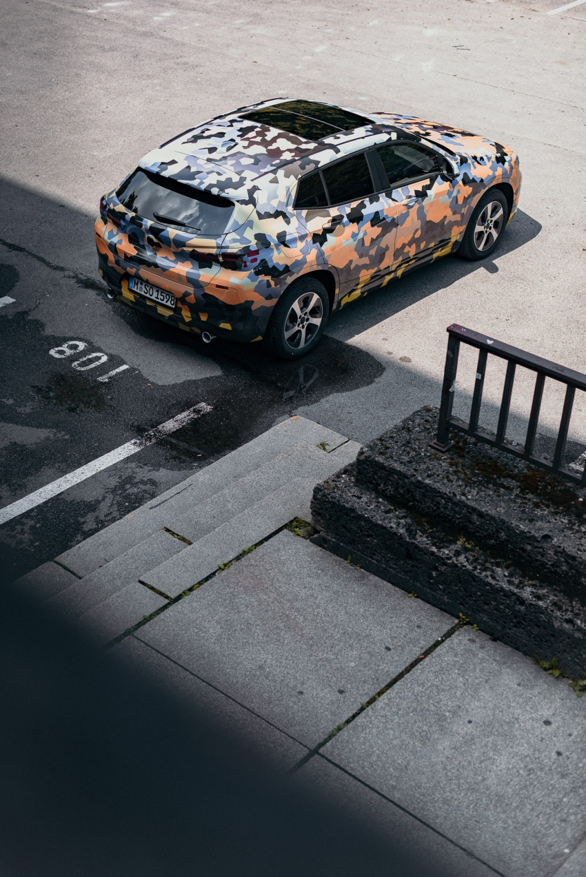 BMW X2 officially previewed in new set of photos Image #699919