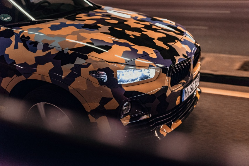 BMW X2 officially previewed in new set of photos Image #699921