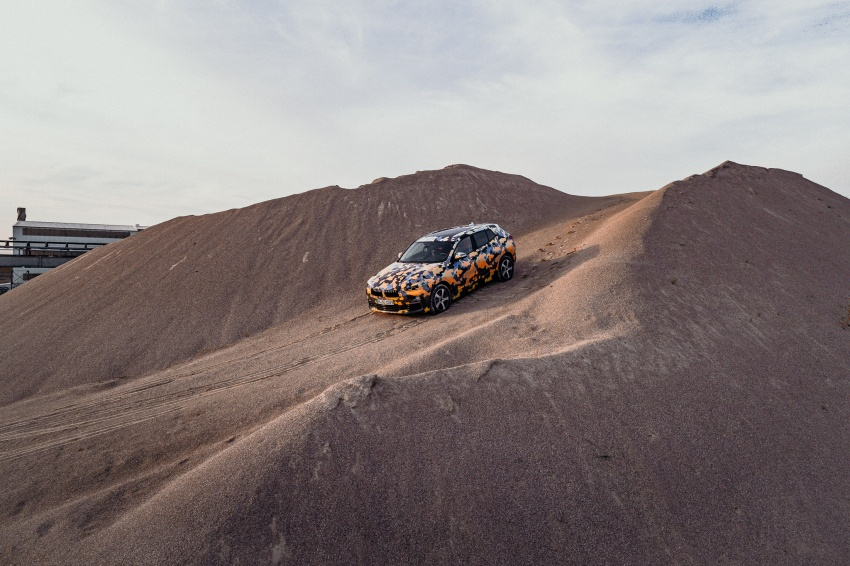 BMW X2 officially previewed in new set of photos Image #699910