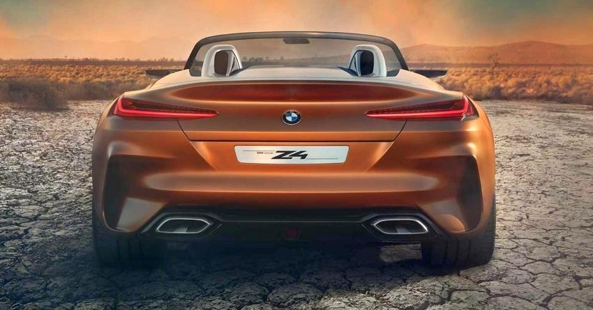 BMW Z4 Concept – siri imej penuh muncul diinternet Image #700444