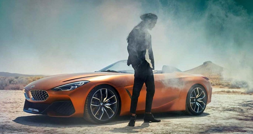BMW Z4 Concept – images leaked ahead of premiere Image #700318