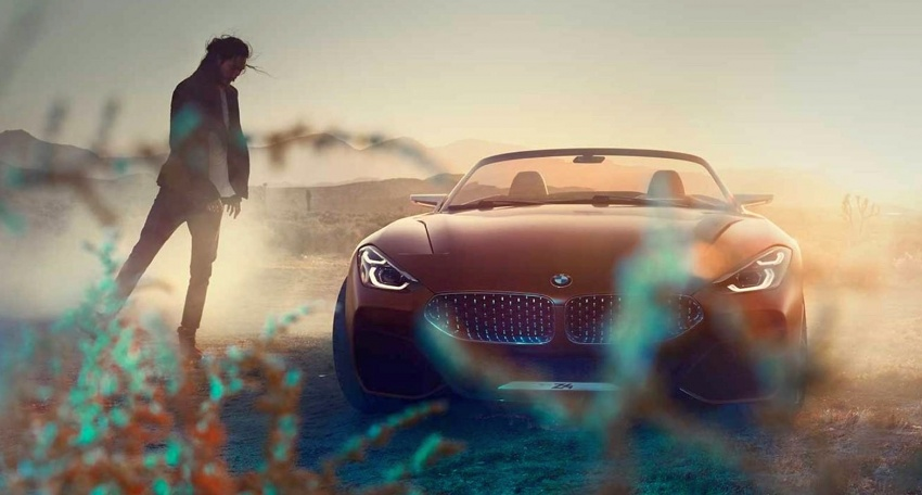 BMW Z4 Concept – images leaked ahead of premiere Image #700319