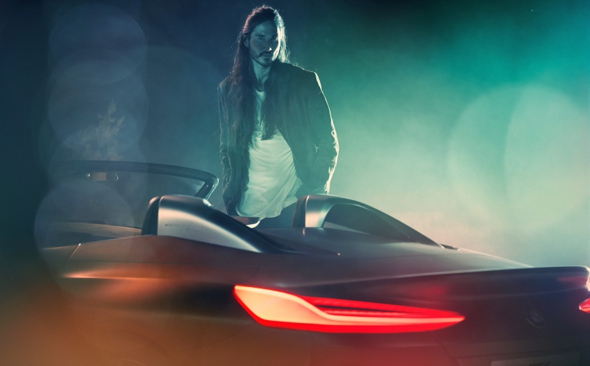 BMW Z4 Concept debuts – production roadster in 2018 Image #700523