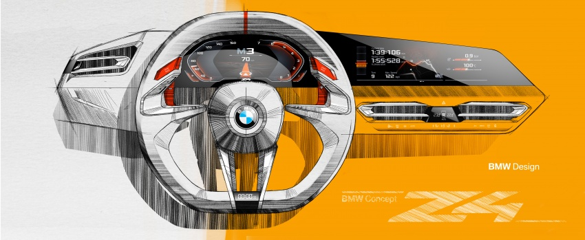 BMW Z4 Concept debuts – production roadster in 2018 Image #700502