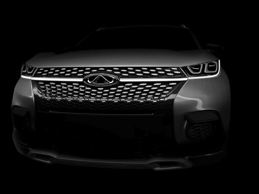 Chery to launch new nameplate for Europe – new compact SUV to be its first model, debuts in Frankfurt Image #699758