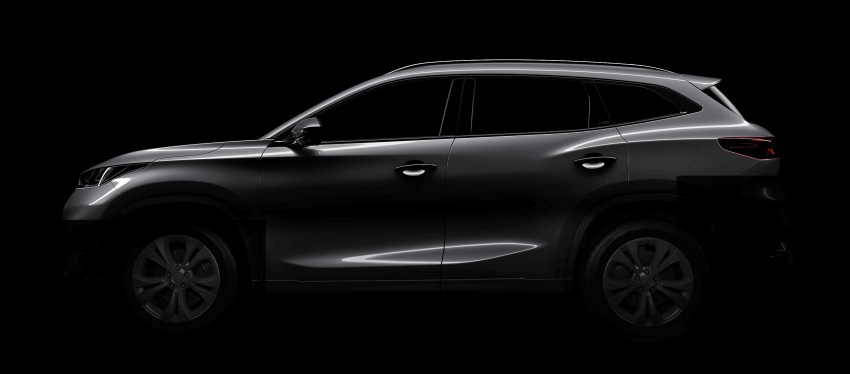 Chery to launch new nameplate for Europe – new compact SUV to be its first model, debuts in Frankfurt Image #699760