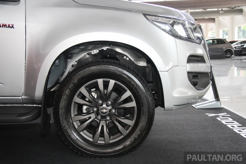 Chevrolet Colorado X, X-Urban, X-ADV launched – from RM114k -RM147k OTR without insurance Image #695576
