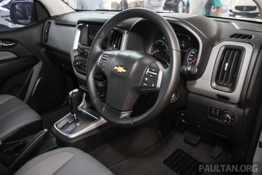 Chevrolet Colorado X, X-Urban, X-ADV launched – from RM114k -RM147k OTR without insurance Image #695583