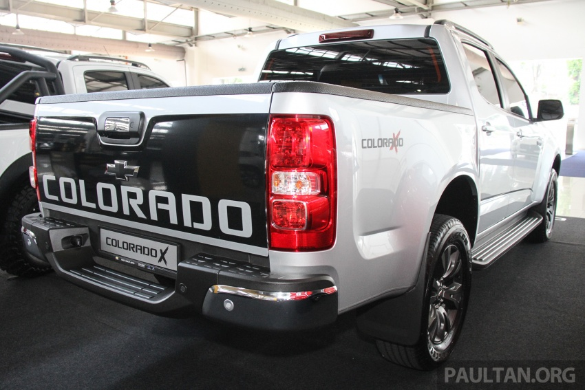 Chevrolet Colorado X, X-Urban, X-ADV launched – from RM114k -RM147k OTR without insurance Image #695573