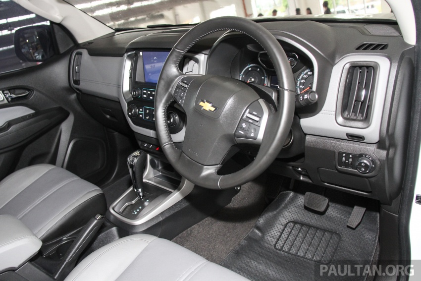 Chevrolet Colorado X, X-Urban, X-ADV launched – from RM114k -RM147k OTR without insurance Image #695607