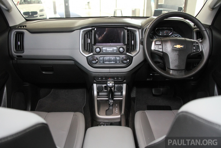 Chevrolet Colorado X, X-Urban, X-ADV launched – from RM114k -RM147k OTR without insurance Image #695553