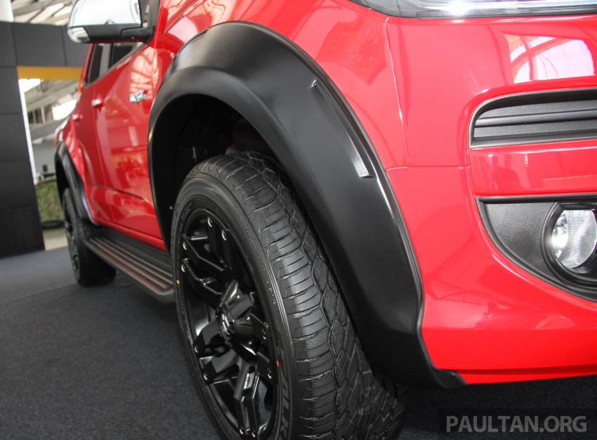 Chevrolet Colorado X, X-Urban, X-ADV launched – from RM114k -RM147k OTR without insurance Image #695547