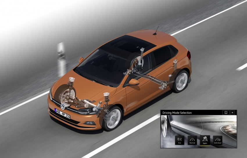 2018 Volkswagen Polo Mk6 – new photos released Image #704841
